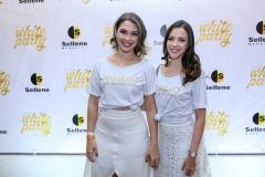 Rebeca Campos e Amanda Cruz