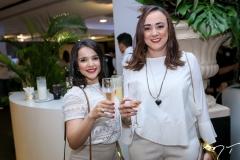 Talita Alencar e Roseane Pinheiro