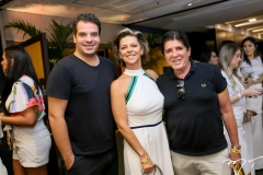 Thiago Holanda, Ana Cristina Wolf e Dito Machado
