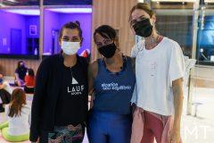 Márcia Travessoni, Fabrini Andrade e Dani Gondim