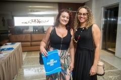 Ilnar Cabral e Vanusa Araújo