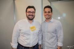 Alcimor Rocha e Rafael Sá