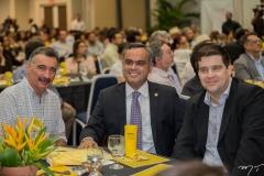 Artur Bruno, Marcelo Mota e Marcelo Uchôa