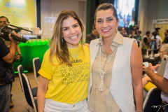 Carol Bezerra e Márcia Travessoni