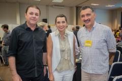 Eliseu Barros, Márcia Travessoni e Artur Bruno