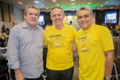 Jaime Cavalcante, Evaldo Lima e Jurandir Gurgel