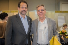 João Milton e Gilberto Bastos