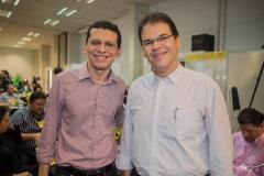 Renato Lima e Marcelo Pinheiro