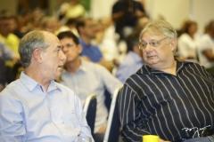 Ciro Gomes e Moroni Torgan