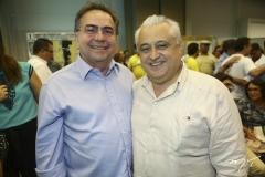 Leônidas Cristino e Odorico Monteiro