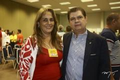 Marisa e Maurício Filho