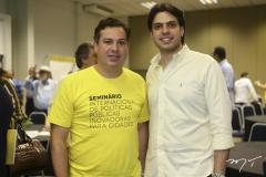 Samuel Dias e José Albuquerque