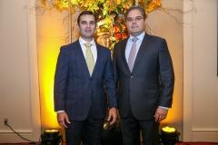 Abelardo Rocha e Edson Queiroz Neto