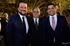 Adrísio, Max e Eduardo Câmara