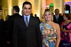 Alexandre e Luciana Silva