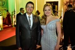 Antônio Castro e Rebeca Carioca