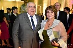 Aramicir Pinto e Maria de Lourdes