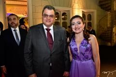 Armando e Luana Moraes