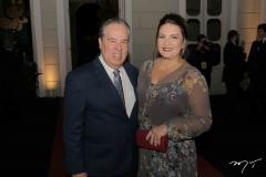 Dalter Mendes e Alexandra Vasconcelos