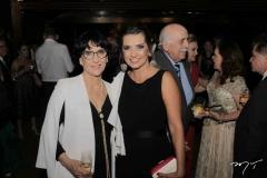 Denise Mattar e Márcia Travessoni