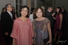 Dodora Guimarães e Valéria Laena