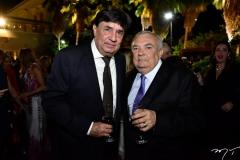 Eliseu Batista e Júlio Santiago
