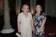 Edna Martins e Eleuda Martins