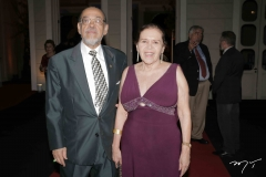 Érico Marques e Zumira Carneiro