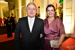 Euvaldo Bringel e Eliane Brasil