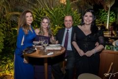 Fabiana Lustosa, Fabiana Fernandes, Max e Sellene Câmara