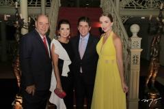 Fernando e Márcia Travessoni, Dito Machado e Patrícia Nielsen