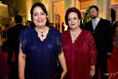 Gisela Câmara e Eugênia Almeida