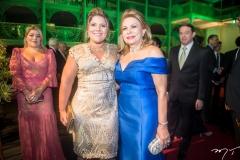 Gisela Vieira e Iracema do Vale