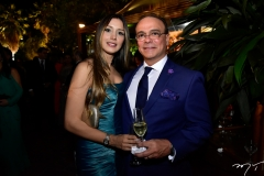 Greta e Anselmo Mororó