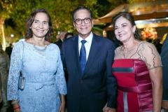 Izolda Cela, Beto e Ana Studart