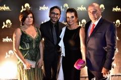 Jack Freire, Ivanildo Nunes, Márcia e Fernando Travessoni