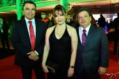 Juvêncio Viana e Carla e Durval Maia