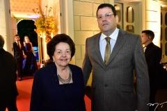 Glaura e Fernando Férrer