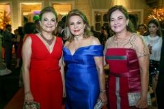 Lenise Queiroz Rocha, Iracema do Vale e Ana Studart