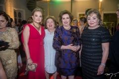 Lenise Queiroz Rocha, Mana Holanda, Lêda Maria e Wilma Patrício