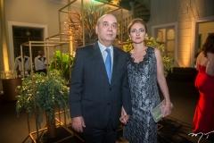 Luciano Lima e Valéria Saldanha