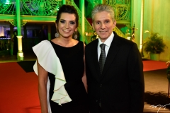 Márcia Travessoni e Pádua Lopes