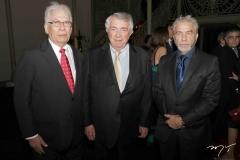 Manoel Holanda, Roberto Macêdo e Eugênio Pontes