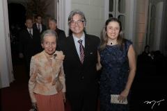 Margarida Borges, Nestor e Ângela Chaves