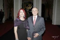 Maria Inês e Walter Cantídio