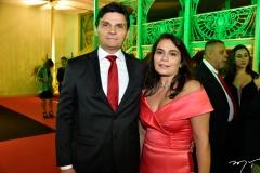 Max Bezerra e Margarida Alves