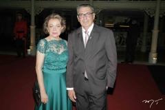 Mirla Teixeira e Luciberto Forte