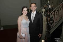 Natália Bittar e Guilherme Pinheiro