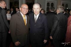 Nildo Sobral e Mauro Benevides