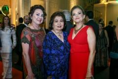 Paula Frota, Edyr Rolim e Lenise Queiroz Rocha